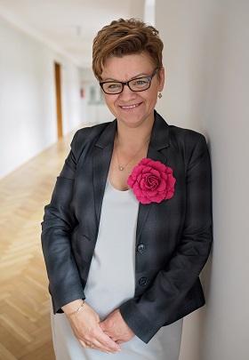 mgr Jadwiga Kossakowska – Zastępca Dyrektora ds. Personalnych