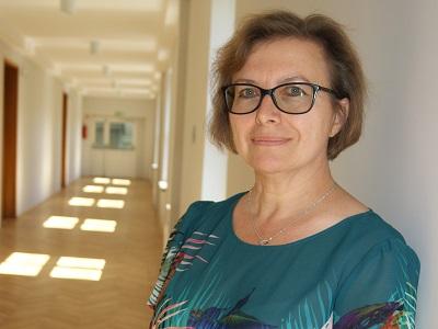 Profesor  dr  hab.  n.  med.  Dorota  Sands