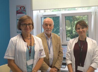Wizyta Prof. Hugo de Jonge 12-13.09.2019