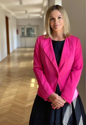 mgr Aneta Gańko- Zastępca Dyrektora ds. Finansowo – Kadrowych , Główny Księgowy